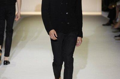 Kolekcja mody męskiej Gucci 2013