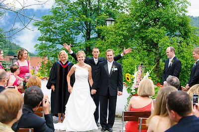 Hochzeit der Woche – von Kristin Speed