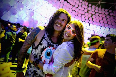How About a Festival for Your Honeymoon? Love, Laughter and Music