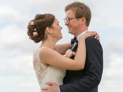 Margaux et David : leur beau mariage parisien rempli de joie et de rires