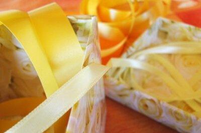 Leuk voor een bruiloft in het buitenland: het welkomstpakket!