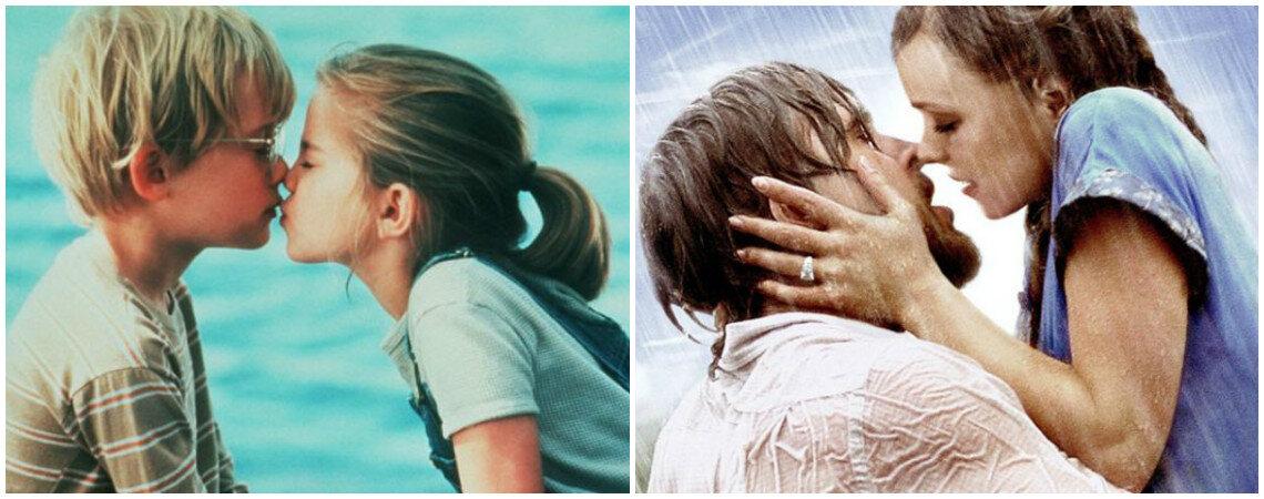 Celebramos San Valentín con los 10 besos más románticos del cine