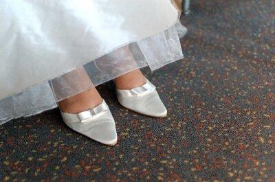 Was beim Kauf von Brautschuhen zu beachten ist