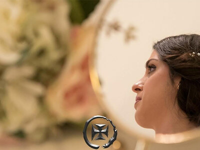 Maquilhagem airbrush: para brilhar como nunca no dia do seu casamento!