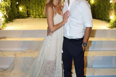 Bar Refaeli se casa con Adi Ezra, ¡descubre todos los detalles de la boda del siglo!