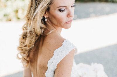 Individuelles Make-up für die Braut – Stylistin Carmen Roy gibt Einblicke ins perfekte Hochzeitsstyling