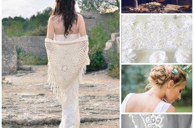 6 jeunes créatrices de robes de mariée à suivre de près sur Instagram en 2016