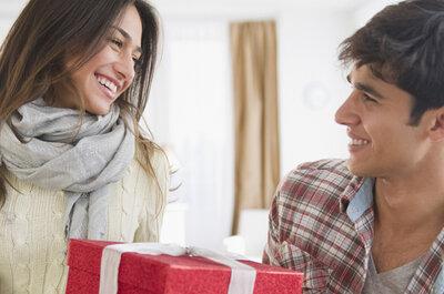 25 regalos que una mujer espera de su pareja