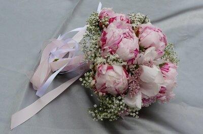 Quel bouquet pour les mariées 2013 ?