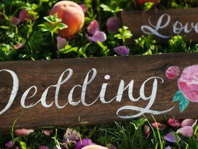 Colora il tuo matrimonio di menta e pesca: un abbinamento versatile e sorprendente