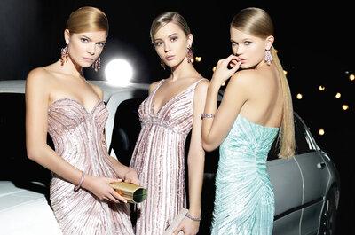 Tendencias en vestidos de fiesta para el 2014