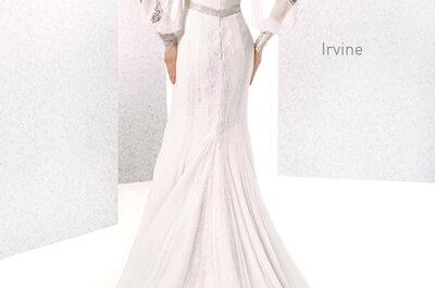 Colección 2015 de Cabotine: novias super femeninas