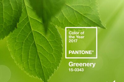 Greenery: Color del año 2017