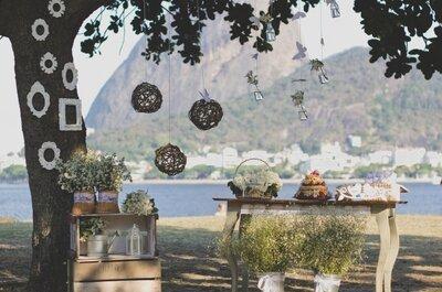 Quais comidinhas são ideais para casamentos no verão?