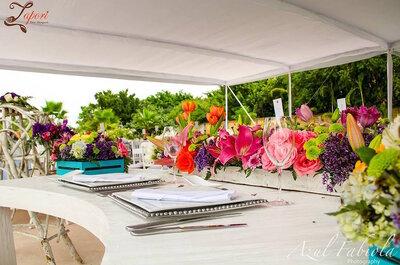 Casa Banquetes Zapori: El mejor sabor para una boda espectacular