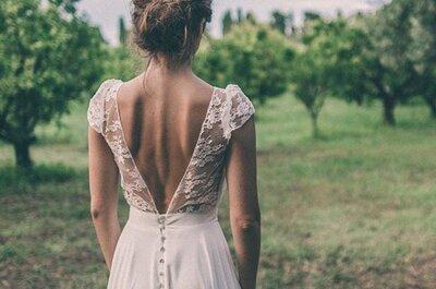 20 robes de mariée qui nous font rêver sur Instagram en 2016!