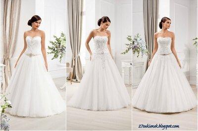 Nieznośna lekkość bytu, czyli... kilka słów o sukniach ślubnych Elizabeth Passion