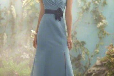 Vestidos para damas de boda inspirados en Disney