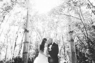 Cathy y Tony: Una boda de impacto en Hacienda Uayamón... ¡Ilusión en cada fotografía!