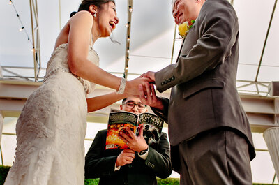 Sweet, Sweet Geek Chic: Cindy + Jason´s Wedding in Texas