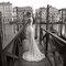 Impresionante vestido de novia que toma detalles de la moda vintage