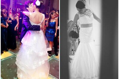 Tendências em vestidos de noiva para brasileiras por Carol Hungria