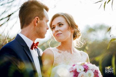 Przepiękna sesja ślubna! Zobacz ją!