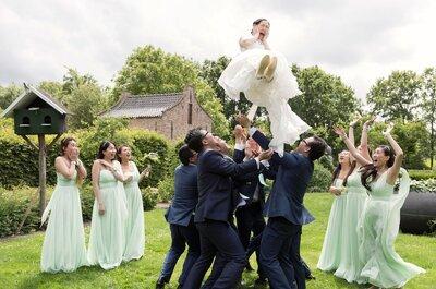 De voor- en nadelen van trouwen als je 20, 30 of 40 bent