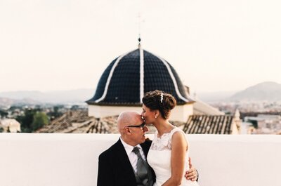 Más que un gran día: la boda de Olga y Andrés