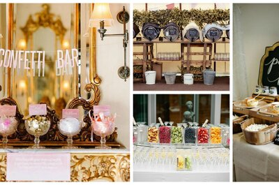 Fun and quirky themed bar ideas to wow your guests during the reception!