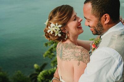 La boda de Jen y Matt: Un gran día en el paraíso de Sayulita