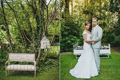 Decoración de boda que puedes hacer tú misma