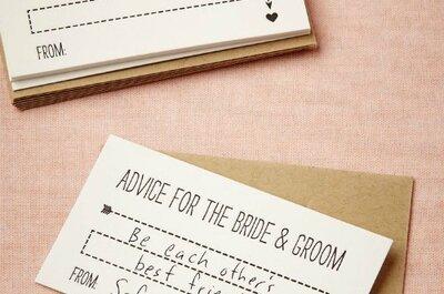Ideias sensacionais para a identidade visual do seu casamento em 2015