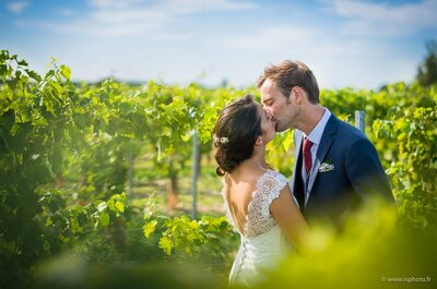 Les 10 meilleurs photographes de mariage de Gironde !