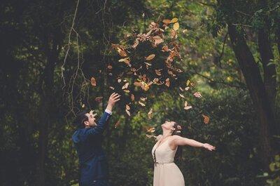 ¿Cómo conseguir un look de novia muy natural?