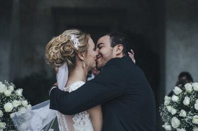 La boda de Kathleen y Mario: Una combinación ideal y eterna