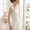 Veste de tulle à mettre au dessus de votre robe de mariée.