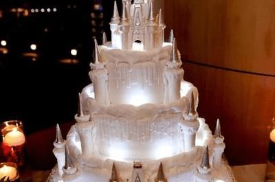 Los 15 ponqués de boda más raros de Pinterest. ¿Cuál escogerías?