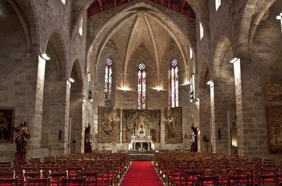 Descubre el lugar ideal para una boda religiosa en el Alt Empordà