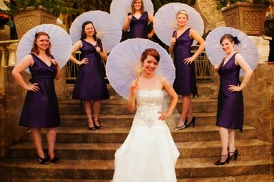 Parasols: Perfect for Summer Weddings