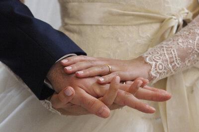 Chiara e Massimo, un matrimonio chic ispirato al mondo del golf