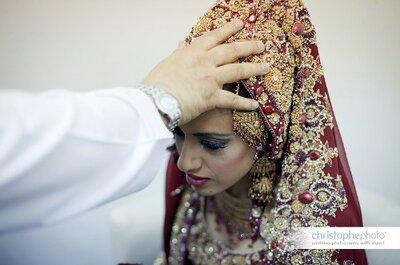 Maquillage de mariage pour les peaux métisses et noires
