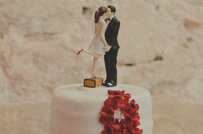 A Memorable Wedding Cake: 5 tips from Cake-Baking Guru Ron Ben-Israel