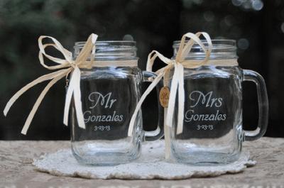 Regalos y recuerdos originales para tus invitados de boda