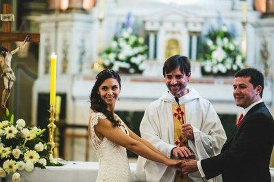 Fran y Juan Pablo, un matrimonio muy especial para un amor verdadero