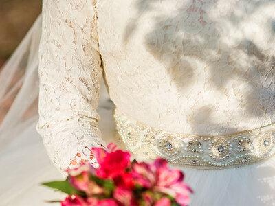 Lasciati tentare da un abito da sposa con il collo alto: ecco le nostre proposte per il 2016