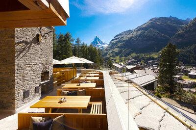 Einzigartig & unvergesslich: Eine Hochzeit im CERVO Mountain Boutique Resort!