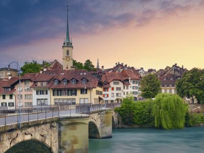 Heiraten in Bern – So sieht eine Traumhochzeit in der Schweizer Metropole aus!
