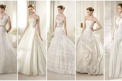 San Patrick Collezioni 2013, l'abito giusto per ogni sposa!