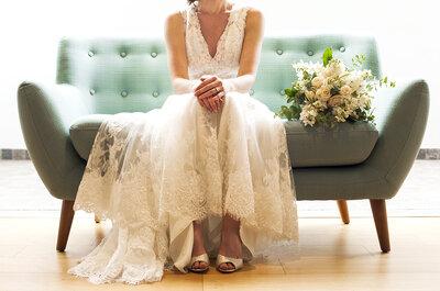 Los zapatos de novia: ¡Descubre la importancia de un accesorio poco visible pero vital!